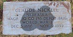 Claude Nickell