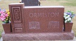 Velna Rosamond <I>Johnson</I> Ormiston