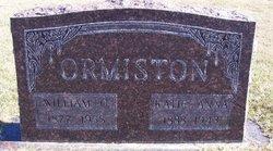 "Katherine Anna ""Katie"" <I>Suhler</I> Ormiston"