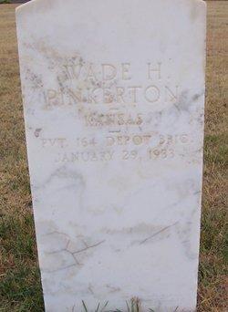 Wade H. Pinkerton