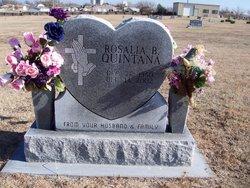 Rosalia B. Quintana