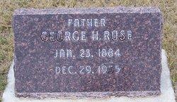 George H. Rose