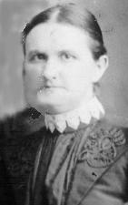 Augusta Frederica <I>Hackstein</I> Pohl