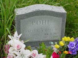 Ernest Albert Pohl