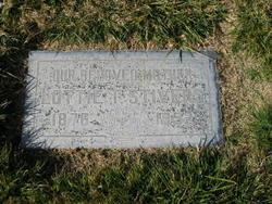 """Charlotte Amanda """"Lottie"""" <I>Thompson</I> Stivers"""