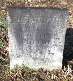 Susannah <I>Dawson</I> Youst