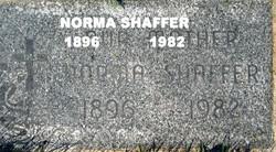 Norma Minerva <I>Shirk</I> Shaffer