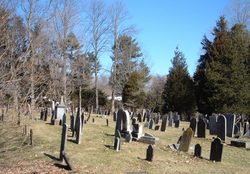Greenfield Hill Cemetery