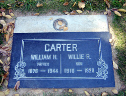 Willie Rudolph Carter