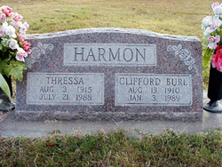 Clifford Burl Harmon