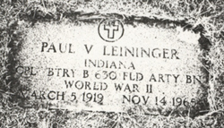 Paul Vernon <I>Skinner</I> Leininger