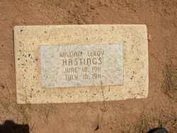William Leroy Hastings