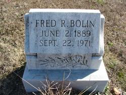 Fred R. Bolin