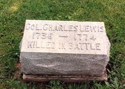 COL Charles Lewis