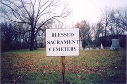 Blessed Sacrament Cemetery