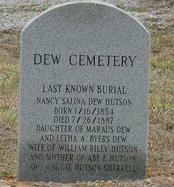 Dew Cemetery