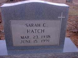 Sara C. Hatch
