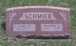 Ruby Marie <I>Allee</I> Schmier