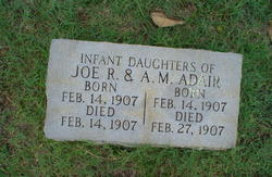Infant Adair