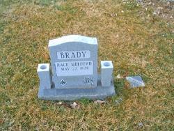 Nace <I>Mefford</I> Brady