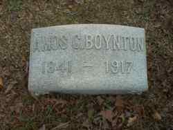 Amos Chapman Boynton
