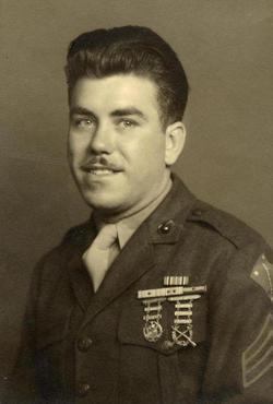 SGT Walter Maurice Warner, Sr