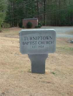 Turniptown Baptist Church Cemetery