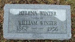 """Helena J. """"Lena"""" <I>Witt</I> Winter"""