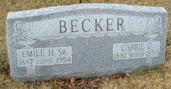 Carrie C. <I>Combrink</I> Becker