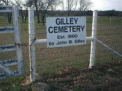 Gilley Cemetery