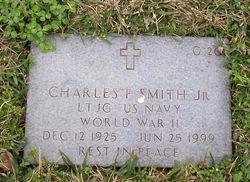LTJG Charles Francis Smith, Jr
