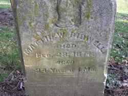 Matthew Bidwell