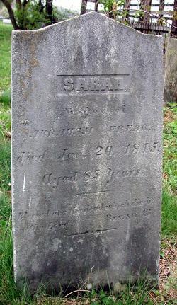 Sarah <I>Patterson Mitchell</I> Frear
