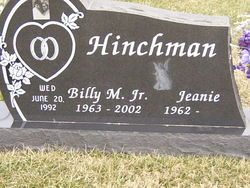 Billy M Hinchman, Jr