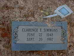 Clarence E. Simmons