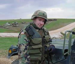 """Sgt Justin Joseph """"Ski"""" Galewski"""