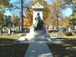 Haymarket Martyrs Monument