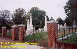 First Presbyterian Cemetery