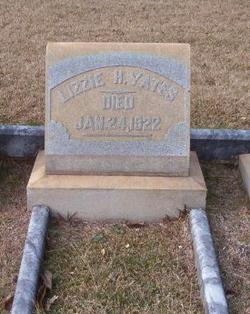 Lizzie H Yates
