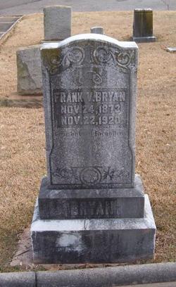 Frank V Bryan