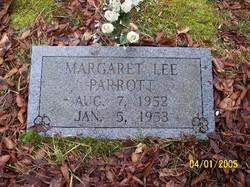 Margaret Lee Parrott