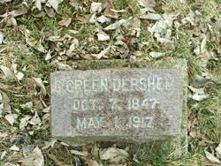 G Green Dershem