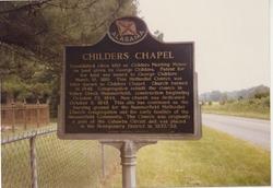 Childers Chapel Cemetery