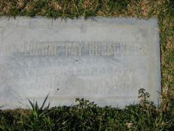 Lorene Fay <I>Estabrook</I> Beckerdite