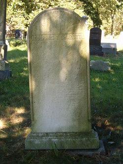 Lieut Adolphus T. Chazotte