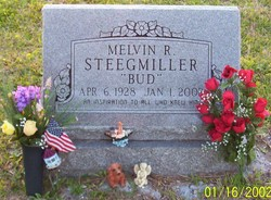 "Melvin Ray ""Bud"" Steegmiller"