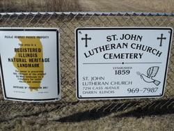 Saint John Lutheran Church Cemetery
