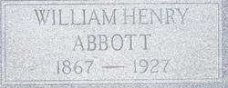 William Henry Abbott