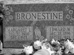 Margaret Elisabeth <I>Smith</I> Bronestine