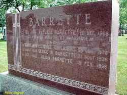 Antonio Barrette